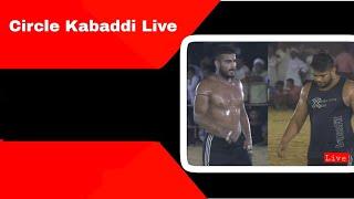 🔴Live Final Ahar vs Machroli Rohtak circle Kabaddi Tournament 19 August Haryana Sports Kabaddi zone