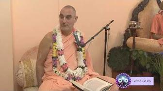 Шримад Бхагаватам 1.8.34 - Бхакти Видья Пурна Свами