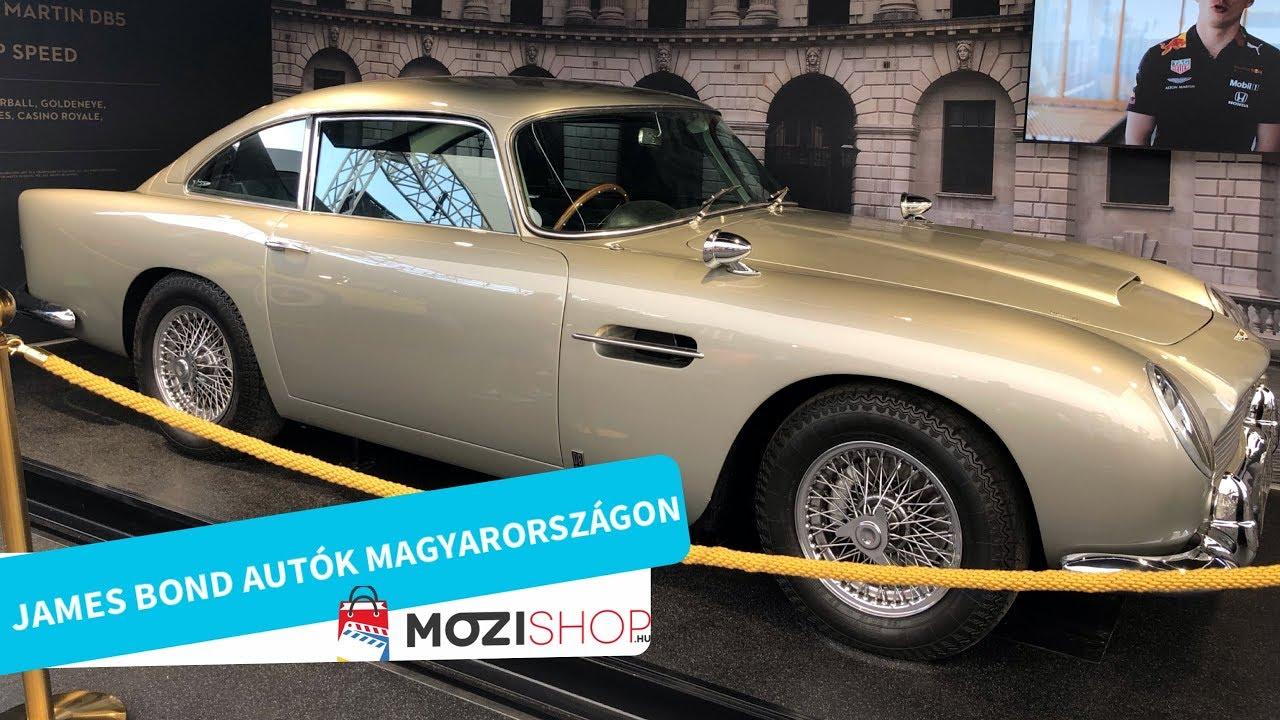 James Bond Autok Testkozelbol Magyarorszagon Youtube