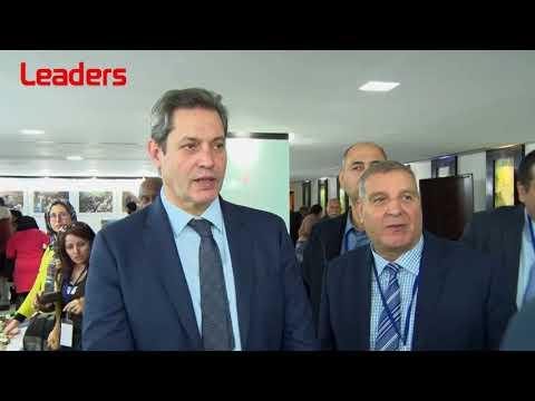 Riadh Mouakher: Ministre des affaires locales et de l'environnement