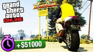 GTA Online - Time Trial #11 - Up-n-Atom (Under Par Time)