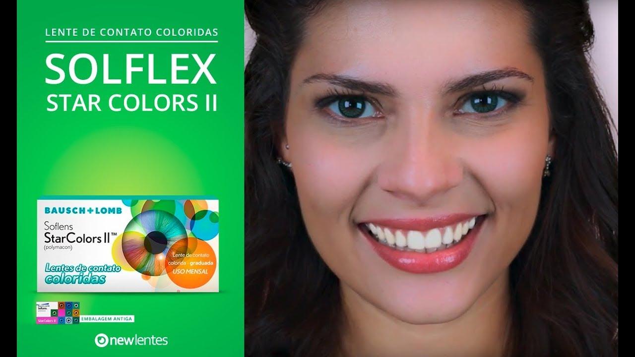 80d721376a Lentes coloridas Soflens Starcolors | newlentes