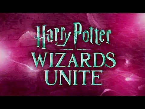 harry potter wizards unite hub