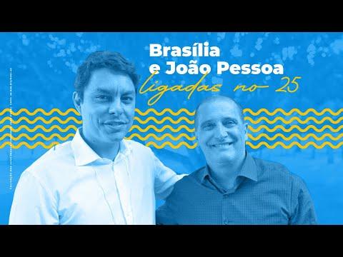 Ligado em Brasília!