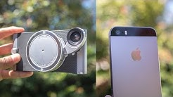 Ztylus Revolver Lens Attachment for iPhone 5/5s Review!