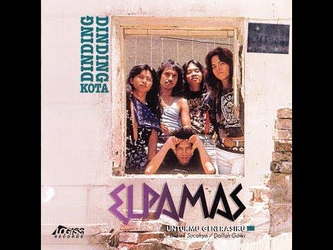 ELPAMAS Album Dinding Dinding Kota (1989) - MRYC7JA