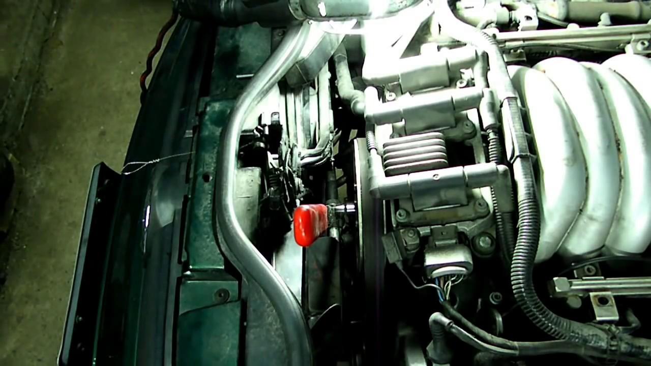 Volkswagen Audi 2.8L Belt Tensioner Replacement - YouTube on audi axle, audi motor, audi oil cooler, audi transmission, audi oil filter, audi cap, audi seat, audi exhaust,