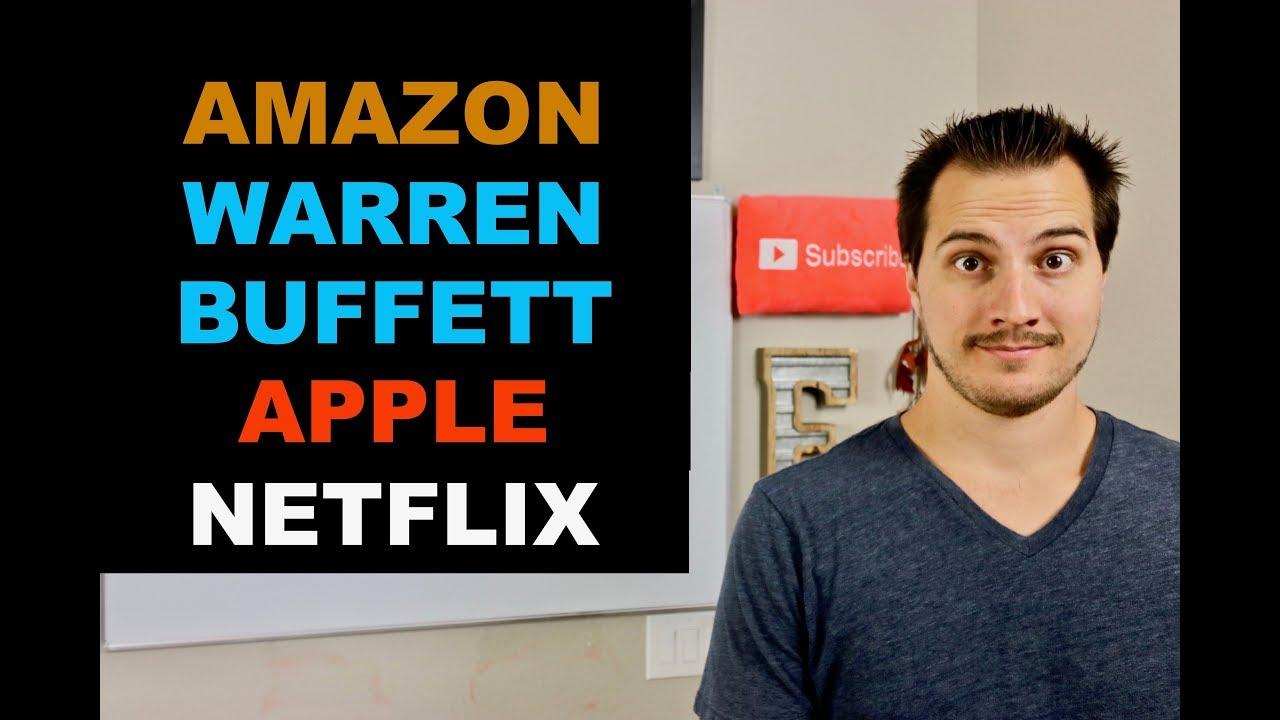 Netflix, Apple, Amazon Industry News