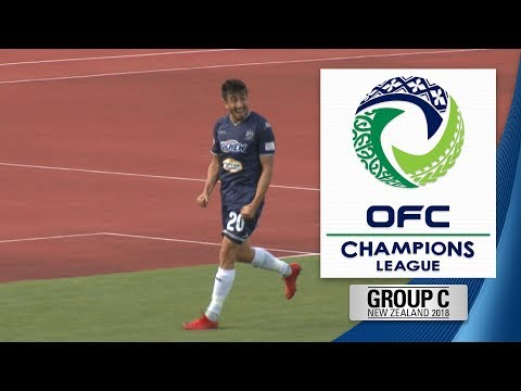 2018 OFC CHAMPIONS LEAGUE GROUP C | Auckland City FC v Lautoka FC Highlights