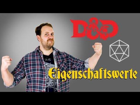 Attribute bei D&D 5e | Ein Rollenspiel Guide für Anfänger | Short Rest #3 | W20-Show