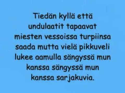 PMMP - Pikkuveli lyrics.wmv