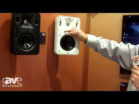 InfoComm 2014: Klipsch Commercial Presents Its CP Series of Enclosures