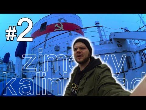 Zimowy Kaliningrad #2 Miasto - Marian na świecie