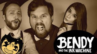 BENDY AND THE INK MACHINE SONG Gospel of Dismay