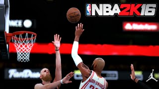 PLAYER OF THE GAME! - NBA 2K16 (Gameplay)