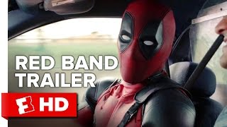 Deadpool RED BAND TRAILER 2 (2016) - Ryan Reynolds, Morena Baccarin Movie HD