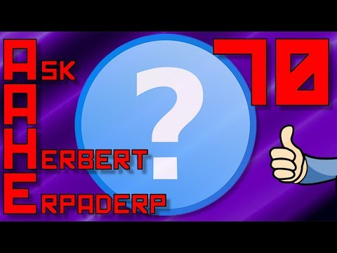 Ask a Herbert Erpaderp #70: They delivered my curry without rice and now I am disgruntled!