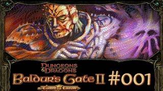 Baldurs Gate 2 EE #001 - In Gefangenschaft [HD][gameplay deutsch]