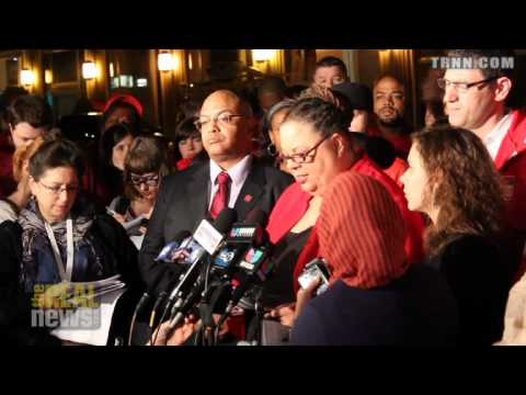 Chicago Teachers Launch Strike for Better Pay, Benefits and Work Conditions