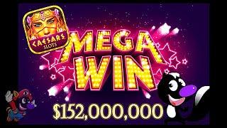 Caesar's Casino - Winning $152,000,000