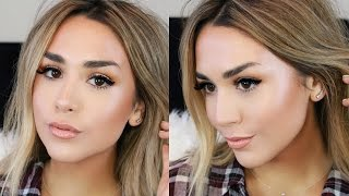 Glowing Dewy Foundation Routine | Dry Winter Skin Fix!