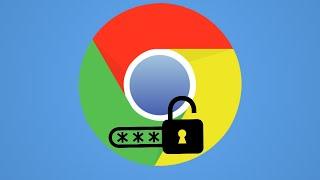 Как поставить пароль на Google Chrome \ Установка пароля на вход в Google Chrome