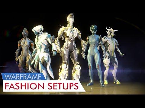 Warframe: Color Setups (Fashion Frame)