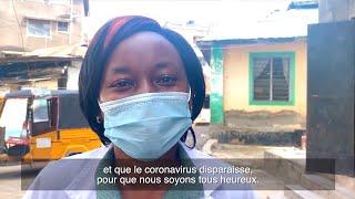 Engagement communautaire à Mombasa pendant la pandémie COVID-19