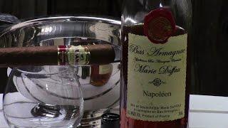 Cigar Pairing 11: Te-Amo Nicaraguan Blend with Marie Duffau Bas Armagnac