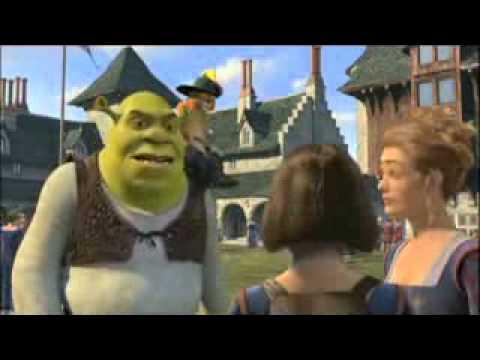 Shrek 3 Trailer Oficial Youtube