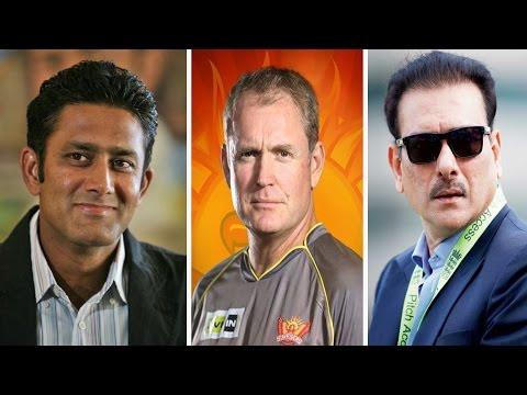 Ravi Shastri vs Tom Moody vs Anil Kumble | Next coach of team India