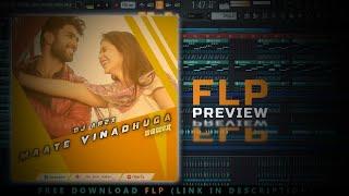 Maate Vinadhuga - Remix | FLP Preview | Free Download FLP | DJ AR2X