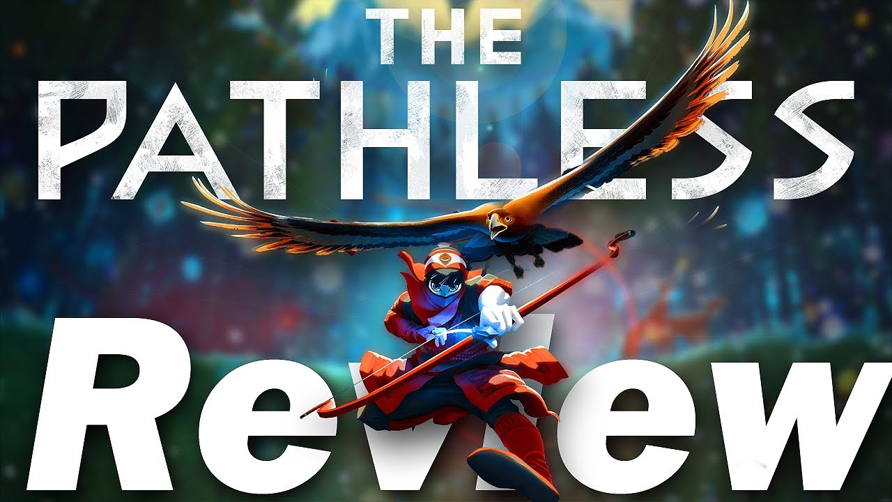 The Pathless Review (PS5, PS4, PC) (Video Game Video Review)