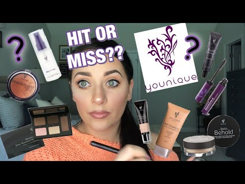 HONEST REVIEW OF YOUNIQUE MAKEUP- IS IT WORTH IT?? HITS AND MISSES