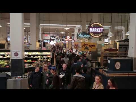 LA Grand Central Market 100 Years Anniversary