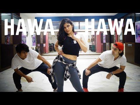 Hawa Hawa Dance Routine | Mubarakan | Arjun Kapoor Ileana D'Cruz | Anmol, Mohit & Tanya Choreography