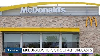 McDonald's All-Day Breakfast Fuels 5% Sales Growth