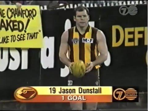 The Merger Match - FULL GAME. Hawthorn v Melbourne 1996 AFL