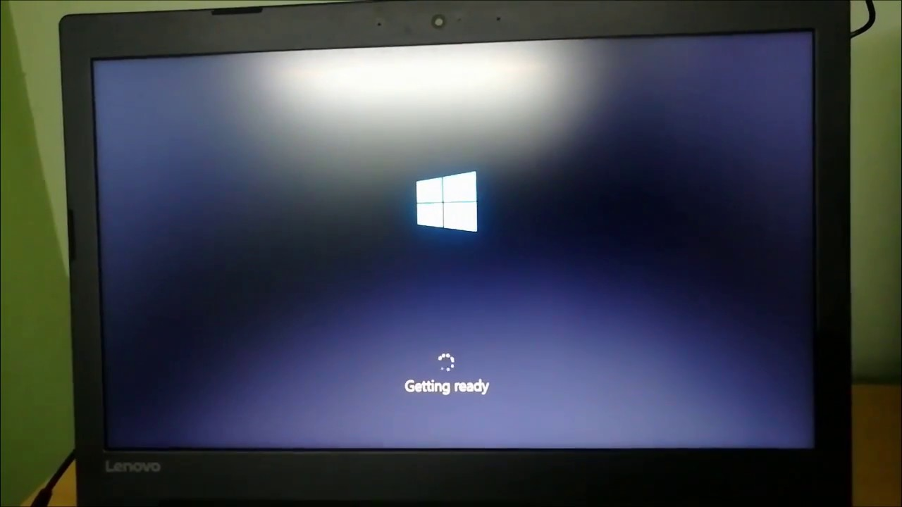 Install Windows 10 on Lenovo IDEAPAD 330 Dos Laptop \\ How to Boot