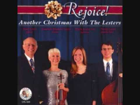 The Lesters - Rejoice Greatly