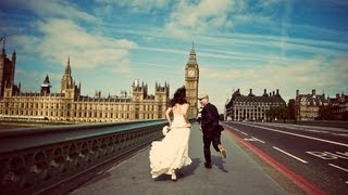 ANH & CHOEY | Eloping in Europe