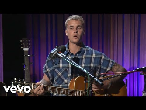 Justin Bieber - Fast Car (Tracy Chapman cover) in the Live Lounge