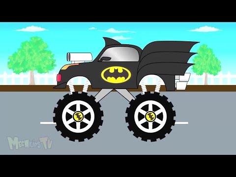 Auta Monster Truck Po Polsku HD - Bajki Dla Dzieci Auta - Bajki dla dzieci Po Polsku