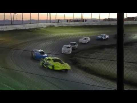 Rattlesnake Raceway DTC 9/25/16 Super Stock 4's Day 2 Main