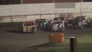 West Liberty Raceway IMCA Modified Liberty 100 Feature