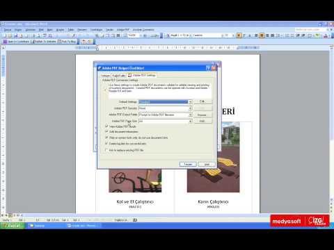 ÇT Adobe Acrobat Pro 9 Eğitimi