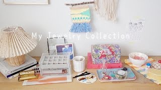 my jewelry collection 그동안 모은 주…