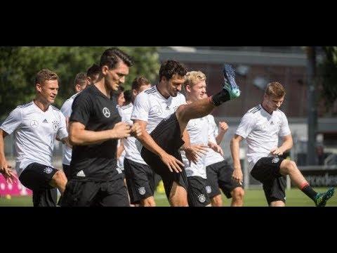 WM-Qualifikation: Deutschland gegen Tschechien - Holland fast raus