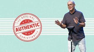 "Authentic Christianity I ""Better Together"" I Sunday, September 6, 2020"