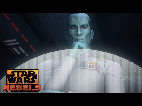 Grand Admiral Thrawn | Star Wars Rebels | Disney XD